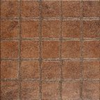 Quadro Hematyt Rosso Gres Szkliwiony 30x30