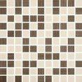Futura Beige/marrone Mozaika 30x30