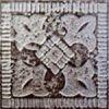 Polcolorit Magma Tozetto Metalizato C Silver Gres Taco 10x10