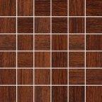 Rovere Rosso Mozaika Cięta B Mat. 29.8x29.8 G1