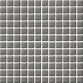 Velatia Grafit Inserto Szklane Brokat 32.5x32.5