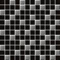 Velatia Nero Mozaika Szklana 29.8x29.8 G1