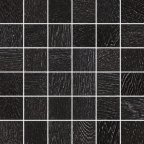 Wenge Antracite Mozaika Cięta B Półpoler 29.8x29.8