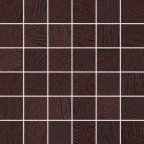 Wenge Natural Mozaika Cięta B Mat. 29.8x29.8 G1