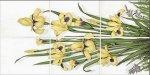 Polcolorit Sukces Irysy Kpl=6 Senape Panel 9x50