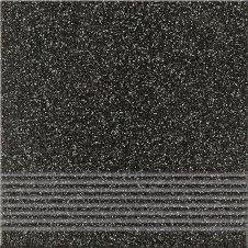 Zdjęcie Opoczno Gres Milton stopień 29,7x29,7 grafit OP069-006-1
