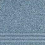 Opoczno Gres Kallisto stopień 29,7x29,7 K8 niebieski OP075-017-1