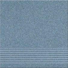 Zdjęcie Opoczno Gres Kallisto stopień 29,7x29,7 K8 niebieski OP075-017-1