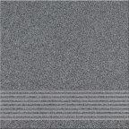 Opoczno Gres Kallisto stopień 29,7x29,7 K10 grafit OP075-003-1