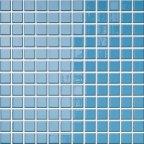 Opoczno Palette mozaika 30x30 niebieski OP041-008-1