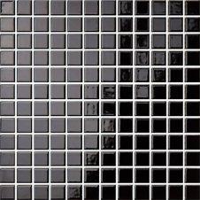 Zdjęcie Opoczno Palette mozaika 30x30 czarny OP041-005-1