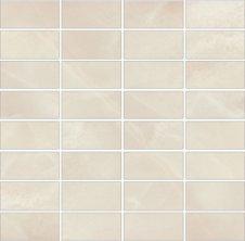 Zdjęcie Opoczno Lazio mozaika 29x29,5 biały OD004-016