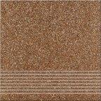 Opoczno Gres Milton stopień 29,7x29,7 brąz OP069-004-1