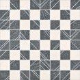 Mozaika Tripolis Kremowo-szara 39,6x39,6 G1