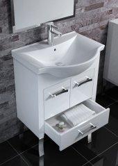 Zdjęcie Szafka pod umywalkę 65 Tokyo White Elita 164243