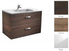 Zdjęcie Zestaw łazienkowy 60 (umywalka 60x45 + szafka pod umywalkę 58,5x56,5x45cm z 2 szufladami) (*)