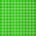 Candy Verde MONO mozaika 30x30, kostka 2,3x2,3
