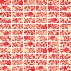 Hiroe Rosa mozaika prasowana 30x30