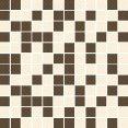 Kashmire Brown mozaika cięta 30x30