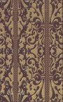 Kashmire Viola inserto Drukowane 25x40