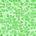 Melua Verde mozaika 30x30