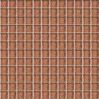 Sabro Brown mozaika szklana brokat 30x30